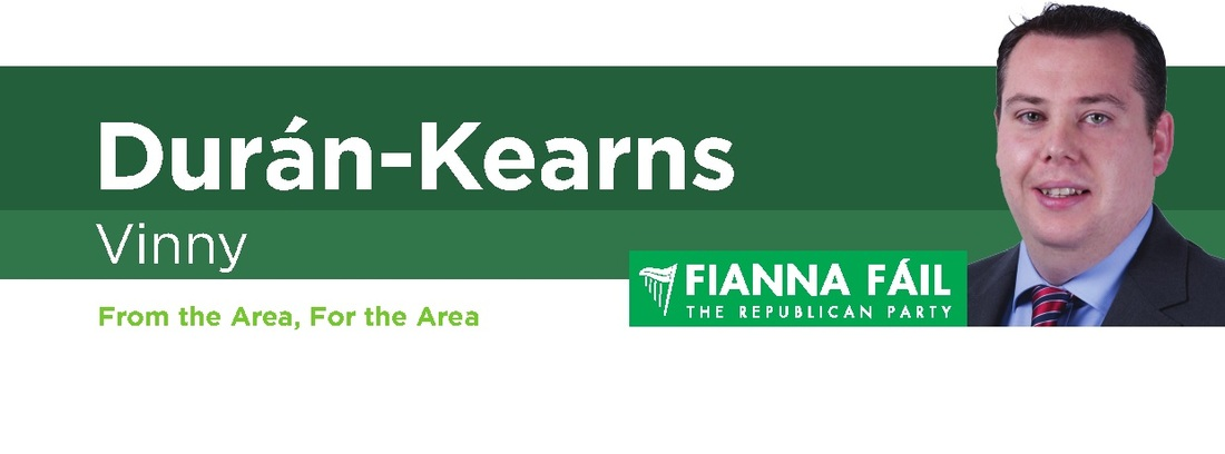 Shankill Area Representative Vinny Durán-Kearns - Click here to view his website