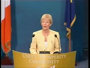 Click here to view Minister Mary Hanafin TD's addressing delegates