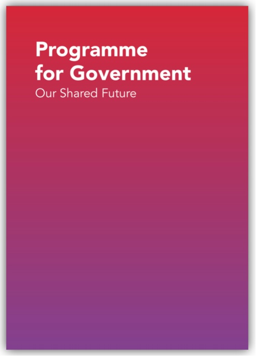 Click here to read the Draft Programme for Government