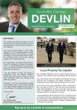 Download Cormac's Winter 2018 Constituency Newsletter