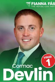 Fianna Fáil Selects Devlin As Their Candidate for the Next General Election